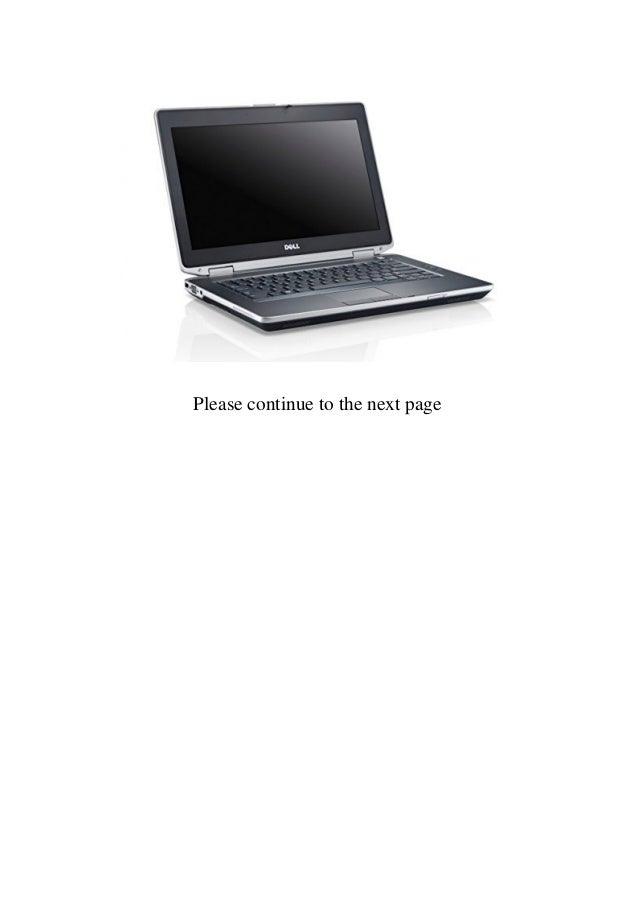 Best Dell Latitude E6430 Refurbished Laptop Core I5 3210m 2 50ghz 4gb