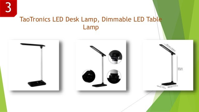 Best Desk Lamps Reviews Amp Buying Guide