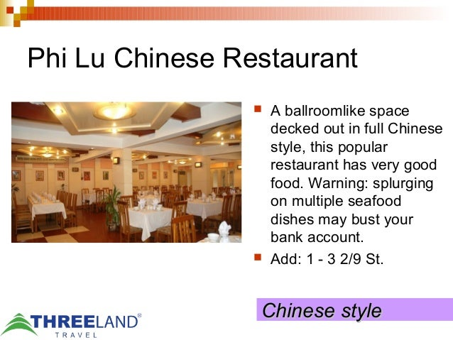 Best dinning places in vietnam threeland travel - Lonely planet head office ...