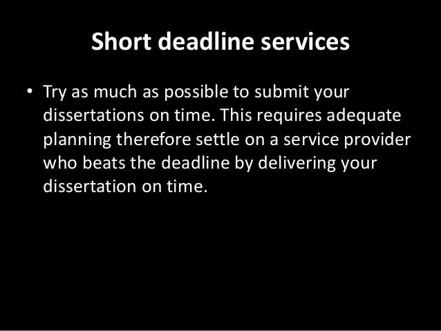 Get Best Quality Dissertation Writing Services from UK Based Writers