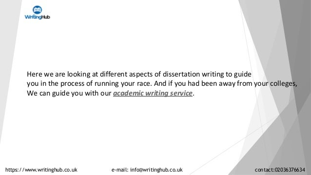 Dissertation services uk 2007
