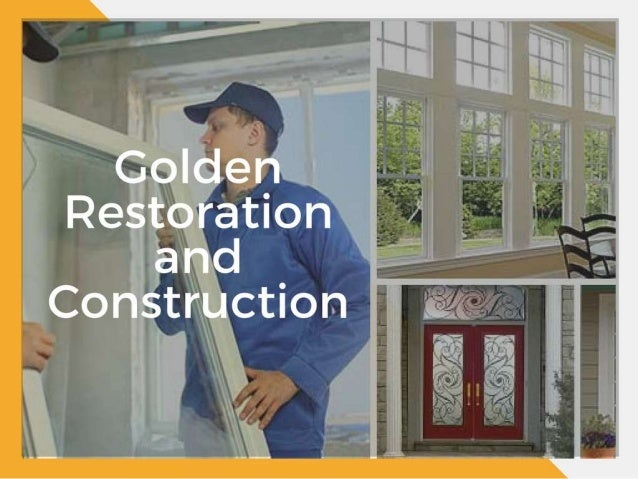 Golden Restoration & Construction is the most prominent home improvement firm in Marin County. We offer durable and stylis...