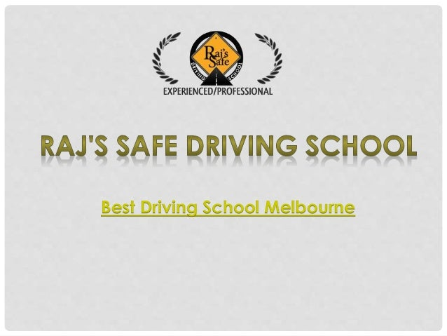 Best Driving School Melbourne