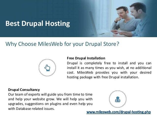 Best drupal hosting india