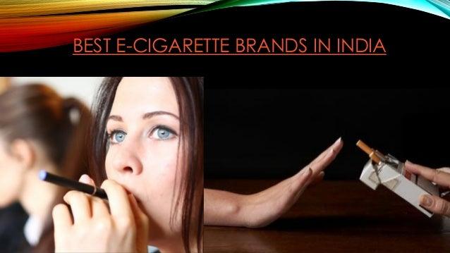 Best e cigarette brands in india Slide 3