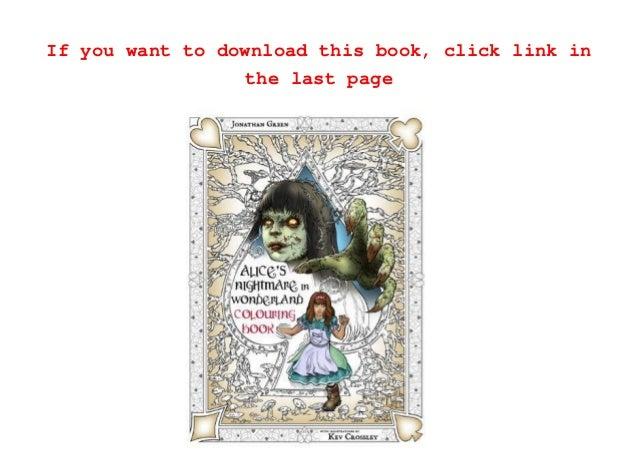 Colouring Books Jonathan Green For Kindle PDF Files 4