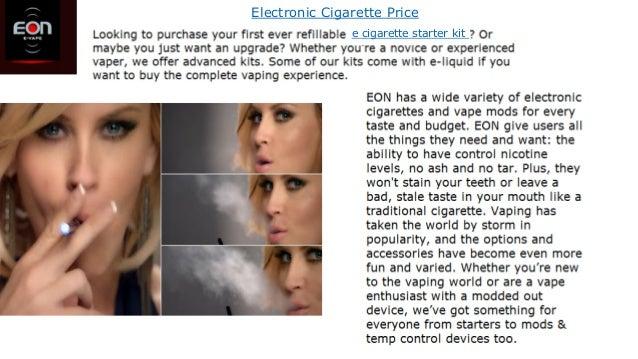 Best e cigarette Slide 2