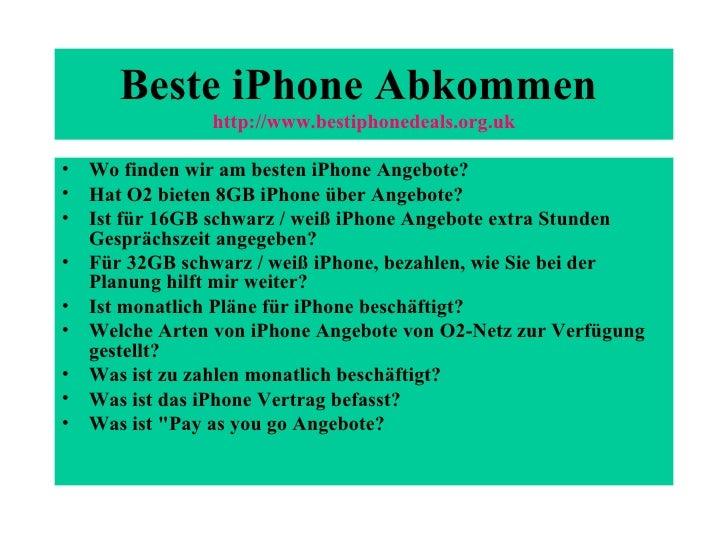 Beste i phone abkommen Slide 2