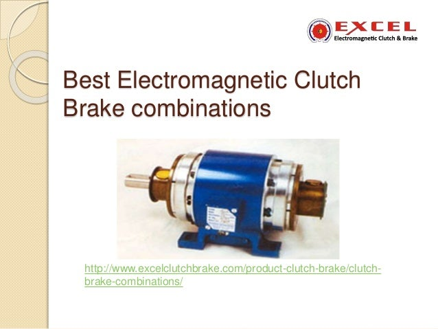 Best electromagnetic clutch brake combinaton Slide 3