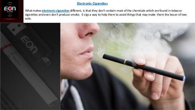 Best electronic cigarette Slide 3