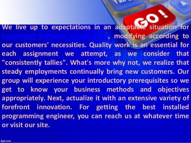 Best embedded software outsourcing Slide 3