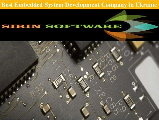 Best Embedded System Development Company in Ukraine