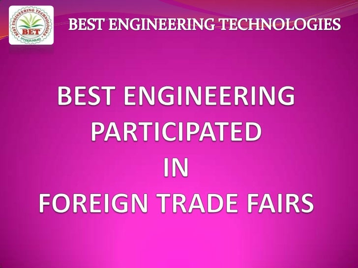 Natural Dye Plant by Best Engineering Technologies Hyderabad
