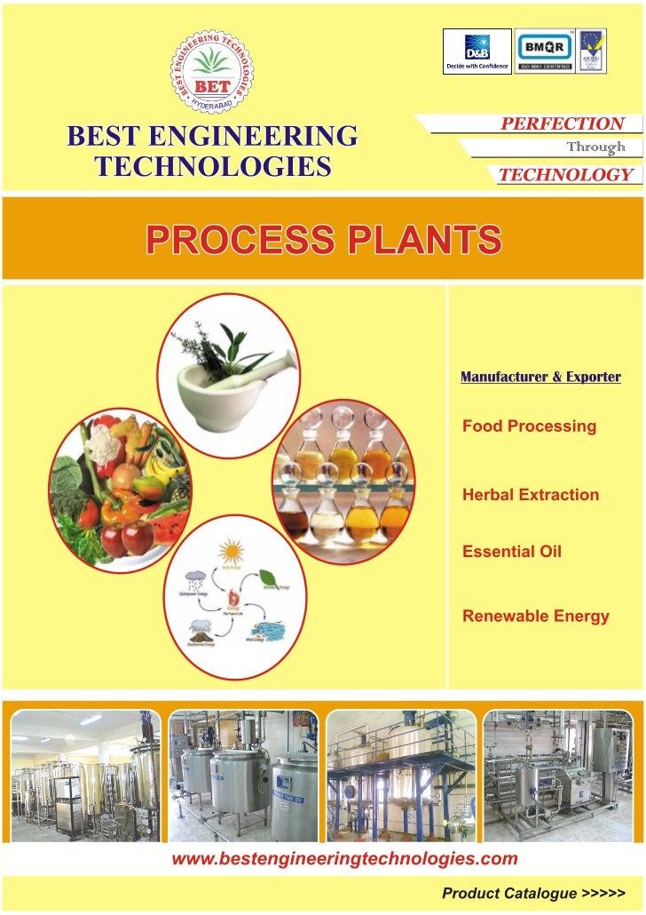 Best Engineering Technologies, Kukatpally Hyderabad, Process Equipments
