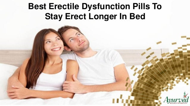 Stay erect longer pills