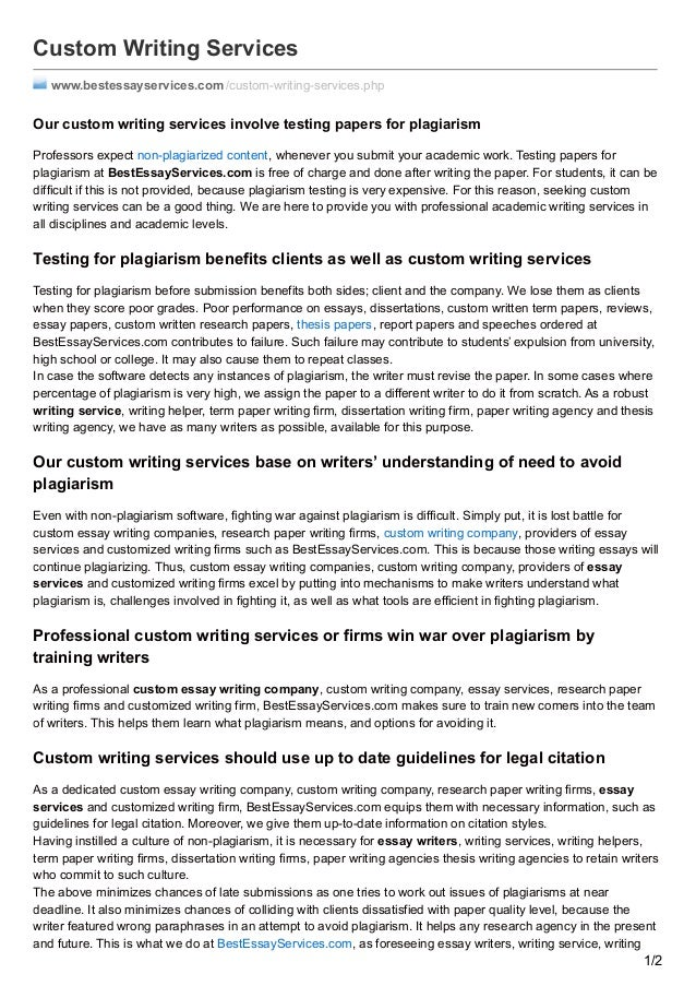 If You Have 3 Minutes, Our Custom Essay Writing Service Will Help Score 55% and Above