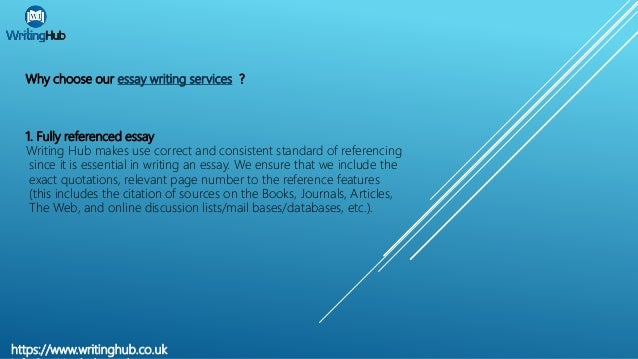 Short essay for money