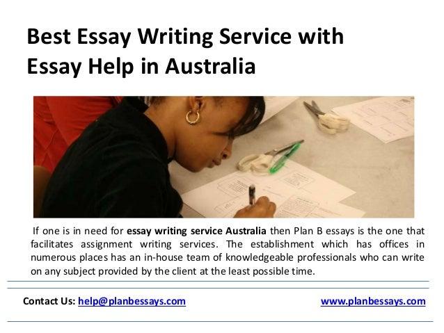 Best essay writing service website australian
