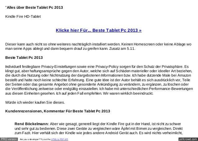 """""""Alles über Beste Tablet Pc 2013  Kindle Fire HD-Tablet                                                  Klicke hier Für....."""