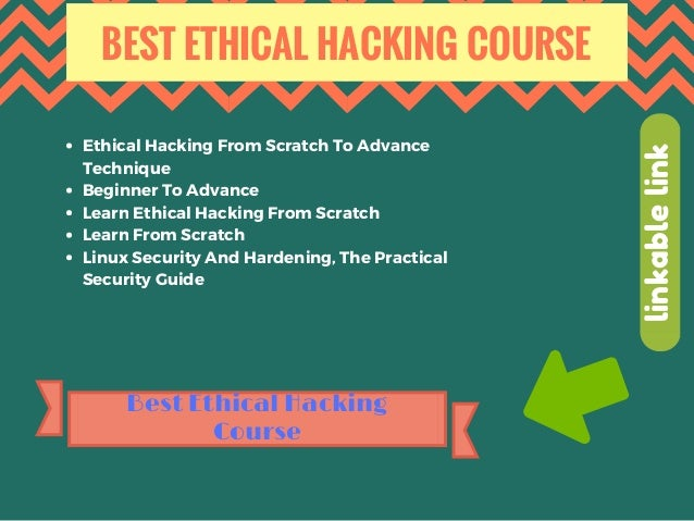 BEST ETHICAL HACKING COURSE Ethical Hacking From Scratch To Advance Technique Beginner To Advance Learn Ethical Hacking Fr...