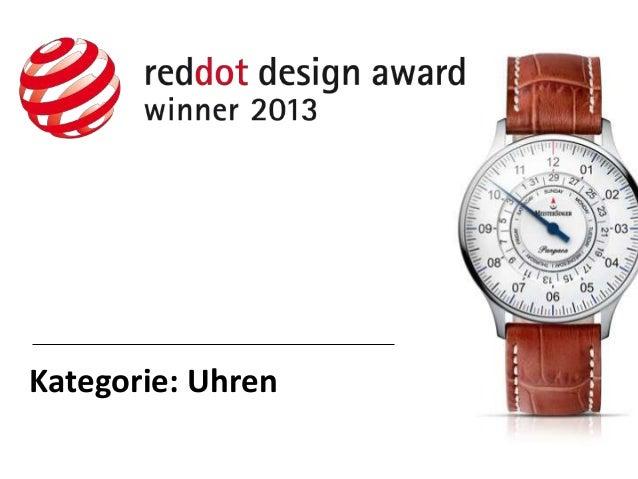 Kategorie: Uhren