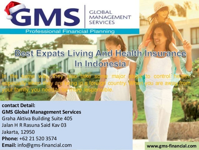 health insurance in indonesia for expats  Best Expats Living And Health Insurance In Indonesia