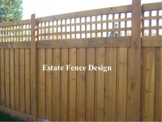 Best Fence Designs Fence Contractors Calgary