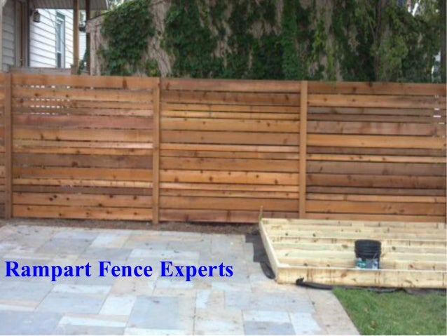 Best Fence Designs Fence Contractors Calgary