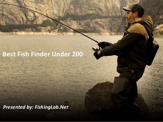 best fish finder under 200, Fish Finder