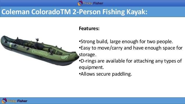 Best fishing kayak reviews 2017 for Best fishing kayak 2017