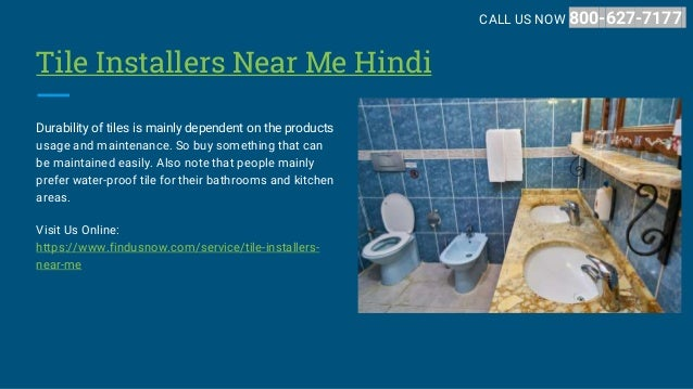 Find Us Now Tile Installers Near Me 800 627 7177