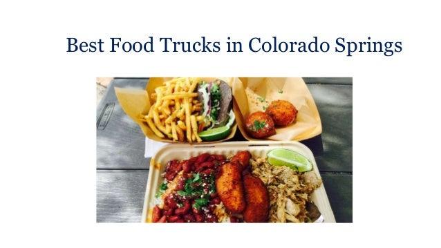 Best Food Trucks in Colorado Springs