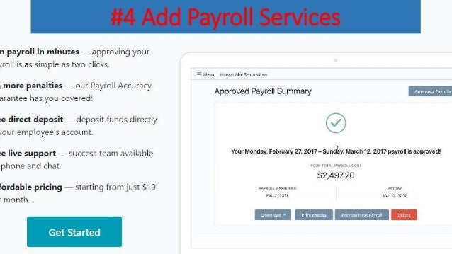 Best FREE Small Business Accounting