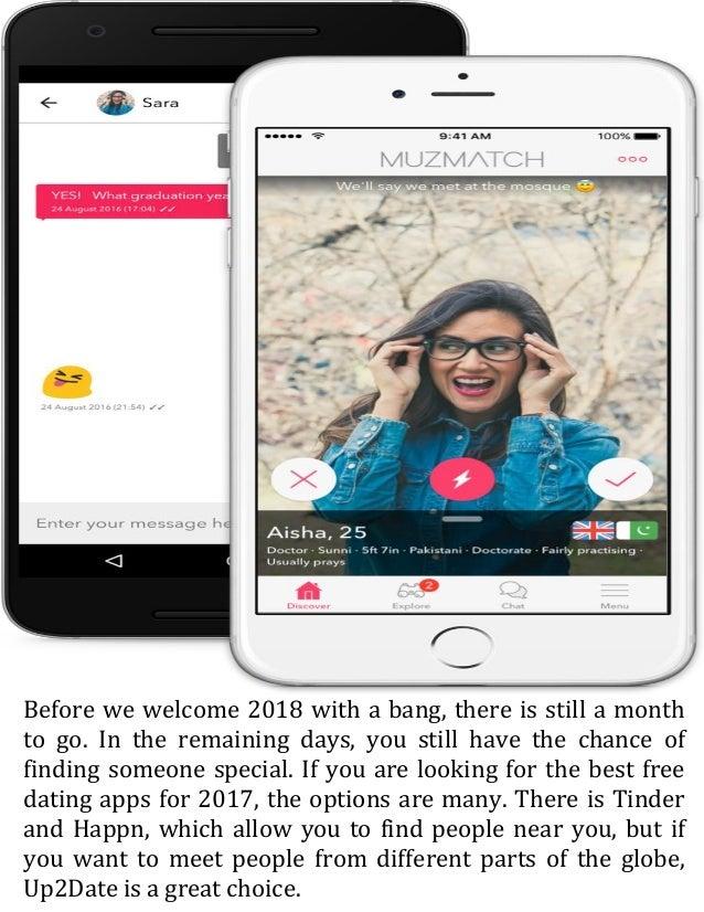 Topp gratis dating apps 2016