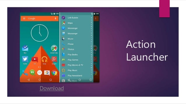 Launcher app free download for android phone