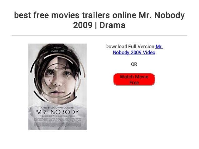 Online mr nobody Mr. Nobody