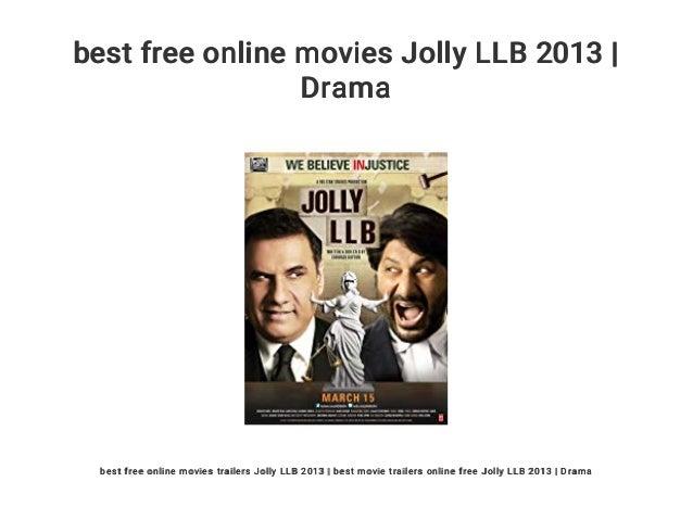 Best Free Online Movies Jolly Llb 2013 Drama
