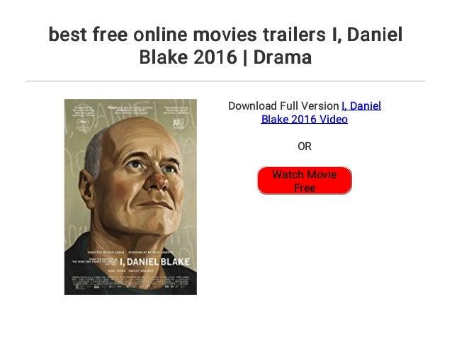 Best Free Online Movies Trailers I Daniel Blake 2016 Drama