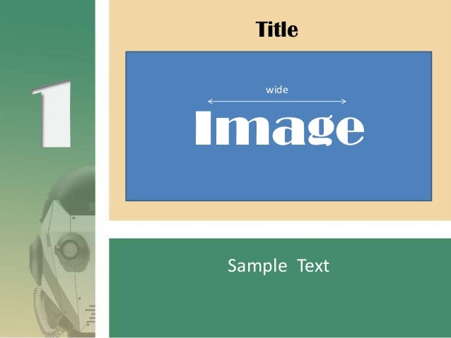 Best free powerpoint presentation template 2013 robo template sample textimagetitlewide 5 toneelgroepblik Image collections