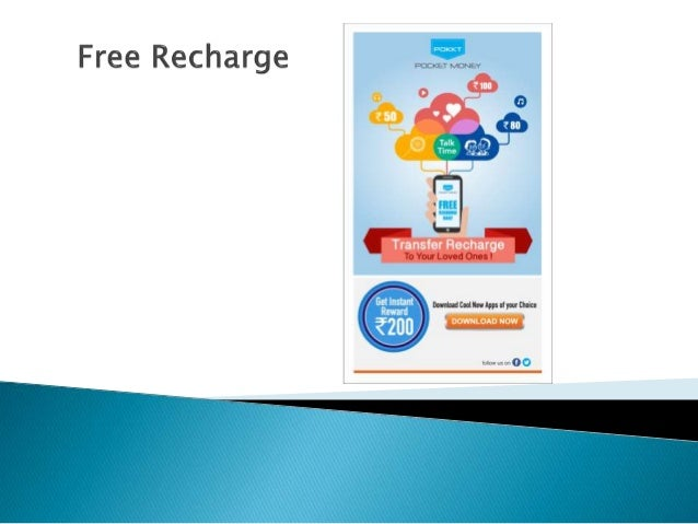 Best Free Recharge Apps For Android 2016