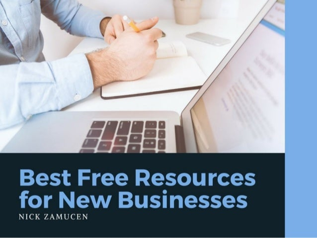 Best Free Resources for New Businesses