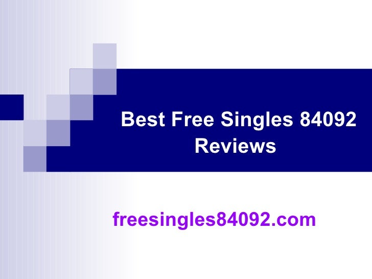 Best Free Singles 84092 Reviews   freesingles84092.com