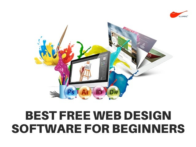 Best Free Web Design Software For Beginners