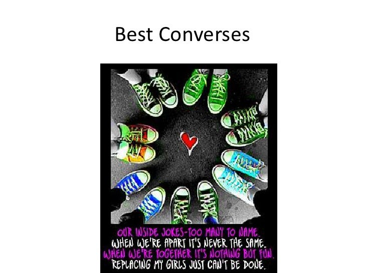 Best Converses