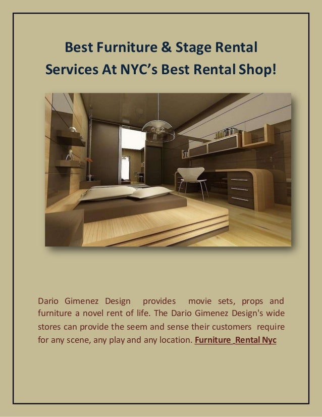 Best Furniture Prop Services At New York S Best Rental Shop