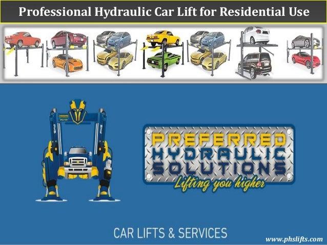 Best Garage Lift System