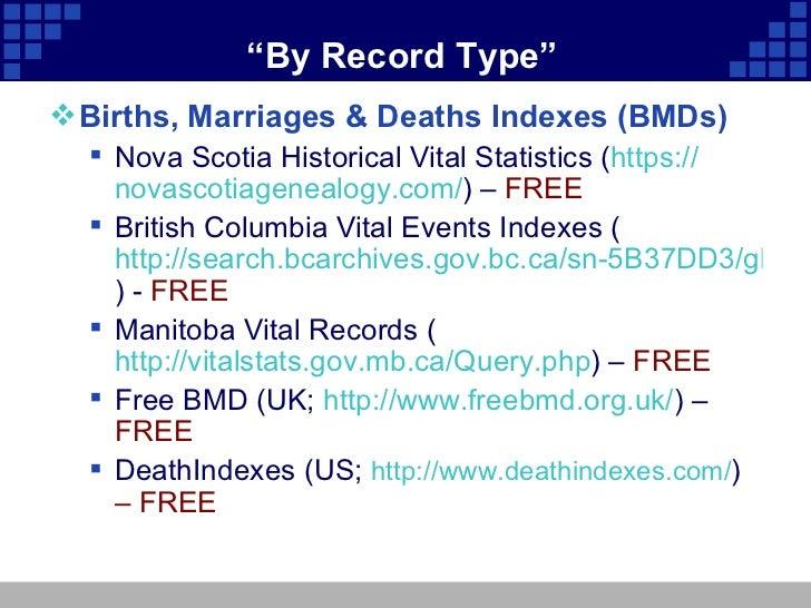 Canada Divorce Records- Public Records Search