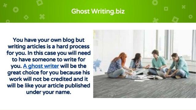 Ghostwriting companies interessante themen bachelorarbeit bwl