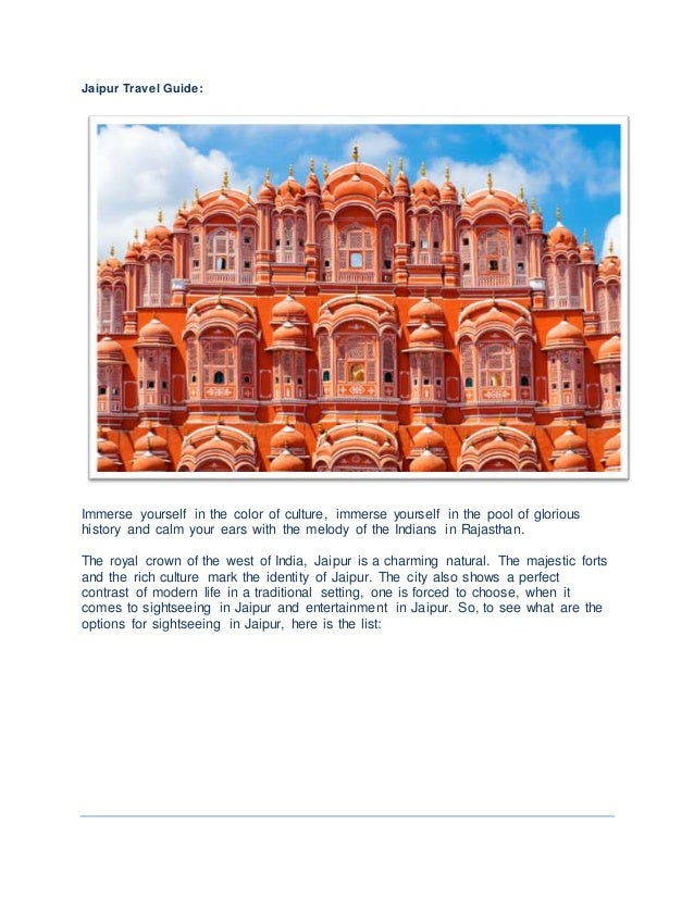 Best golden triangle tour packages itinerary