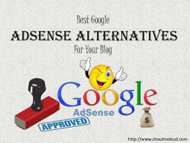 Popular Google Adsense Alternatives For Bloggers